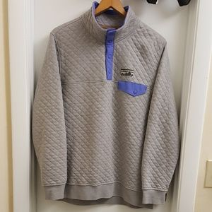 😍 worn once Patagonia organic cotton quilted sz L